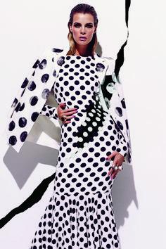 FASHION Magazine Summer 2015 - Dolce & Gabbana jacket and dress styled by Zeina Esmail
