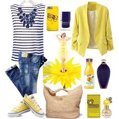 Yellow-Blue