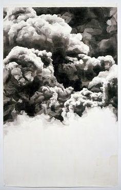 David Zwirner: Toba Khedoori: Untitled (Clouds)