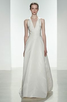 New Wedding Dresses, Trends for Fall 2015: Glamour.com