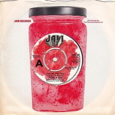 """Original version of Lyn Christopher's """"Take Me With You"""" on Jam, with their cool pic sleeve."""