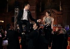 Blair & Chuck- Crashing the Bar mitzvah- Gossip Girl