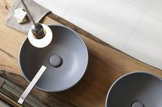 Bowl Colour Brina - Bathroom design ideas for color washbasin