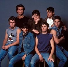 """The Outsiders 