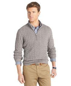 IZOD Cable,Knit Sweater Kohls MensFashion