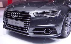2016 #Audi A6 (European spec), 2014 Paris #Auto Show. See more on Motor Authority