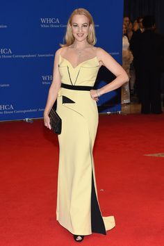 Wendi McLendon-Covey - All the Looks from the 2016 White House Correspondents' Dinner  - Photos