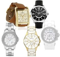 Women's Fashion Watches Oversized Large Faced Pictures Spring Summer 2011