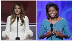 Melania Trump First 100 Days in the White House: How She Compares to Michelle Obama