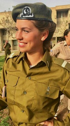 IDF- Israel Defense Forces - Women