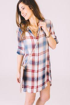 Bella Dahl Classic Shirt Dress – Lee & Birch