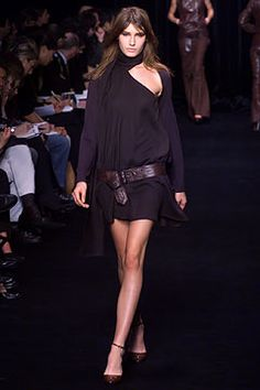 Costume National Fall 2002 Ready-to-Wear Collection Slideshow on Style.com