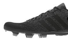 adidas Primeknit all black soccer Samba