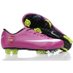 http://www.asneakers4u.com Nike Mercurial Vapor Superfly III Elite Safari Cristiano Ronaldos FG Firm Ground Arsenal Team Soccer Cleats Red/White