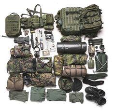Bushcraft Backpack, Bushcraft Gear, Bushcraft Camping, Camping Survival, Outdoor Survival, Survival Prepping, Survival Gear, Survival Skills, Camping Gear