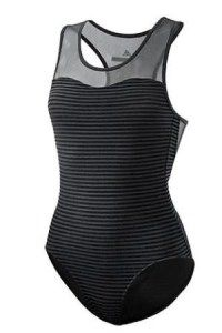One Piece Wonders. Stella McCartney proves a one piece swimsuit can be as sexy as a a bikini and much more practical. This swimsuit has been personally tried and tested.