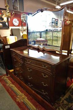 French Style Dresser & Mirror $299.99