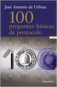 100 preguntas básicas de protocolo