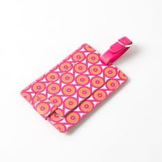 Archer+Luggage+Tag+by+Jonathan+Adler+Price+$9.95