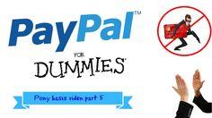 Sådan bruger du paypal