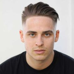 12 New Men& Hairstyles & Haircuts For Mens Modern Hairstyles, Cool Short Hairstyles, Thin Hair Haircuts, Hairstyles Haircuts, Haircuts For Men, Short Hair Cuts, Short Hair Styles, Fresh Haircuts, Straight Haircuts