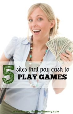Get Paid to Play Games Online! #workathome