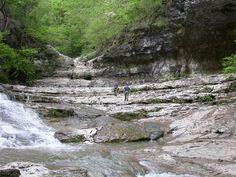 walls of jericho alabama trail map - Google Search