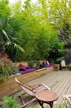 This really is delightful what these folks did with this specific layout and plan. What a solid approach for a Small Garden, Garden Decor, Home And Garden, Backyard Living, Indoor Gardens, Garden Design