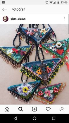 Sac Tutorial and Ideas Art Textile, Textile Jewelry, Fabric Jewelry, Resin Jewelry, Leather Jewelry, Jewelry Crafts, Jewelry Art, Handmade Jewelry, Jewelry Design