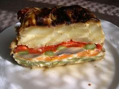 Pastel vegetal | Alcoiama Blog: Cositas de andar por casa: RECETAS DE COCINA, FOTOS.