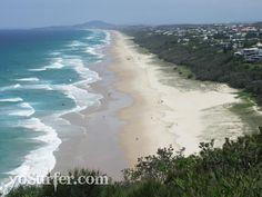 Sunshine Beach, Sunshine Coast, Queensland, Australia #airnzsunshine