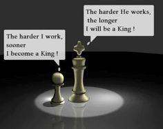 Chess economics.