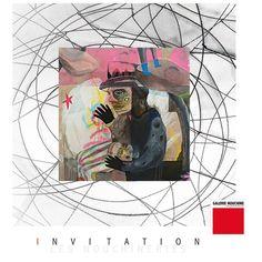 Invitation Pascal Vochelet - Laure Millet
