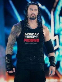 While he is away it isn't the sae show Roman Reigns Logo, Roman Reigns Family, Wwe Roman Reigns, Roman Reigns Wwe Champion, Wwe Superstar Roman Reigns, Roman Reigns Superman Punch, Roman Reigns Wrestlemania, Roman Reigns Shirtless, Roman Regins