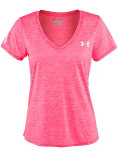 Under Armour Women's Power In Pink Ribbon Tee