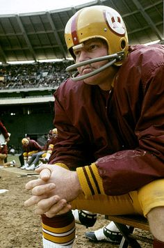 Sonny Jurgensen, Washington Redskins