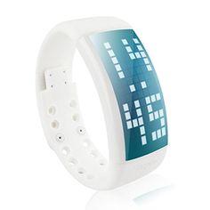 DAYAN Multifunktions Männer Frauen personallized Signature 3D Schrittzähler Smart LED beobachten Farbe Weiß - http://geschirrkaufen.online/dayan/dayan-bluetooth-smart-watch-intelligente-schnur-19