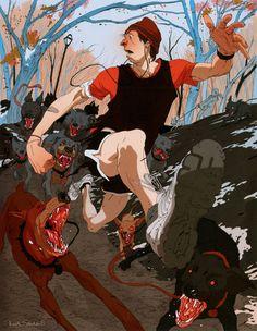 Stockton, Frank. (January 2008). Runner's World - What Annoys Runners.