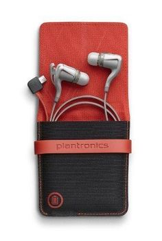 Plantronics BackBeat Go 2 Wireless Hi-Fi Earbud Headphones with Charging Case - Compatible with iPhone iPad Android and Other Leading Smart Devices - White (Certified Refurbished)