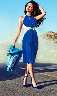 Selena Gomez in Stella McCartney