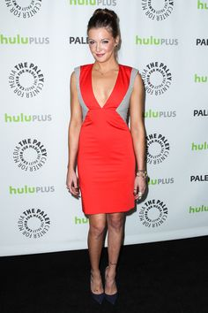 KATIE CASSIDY at Arrow Panel at PaleyFest 2013 in Beverly Hills