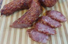 Kiełbasa Swojska Czosnkowa – Blog kulinarny Kielbasa, Smoking Meat, Preserves, Sausage, The Cure, Cooking, Smokehouse, Blog, Sausage Recipes