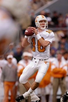 Peyton Manning Tennessee Volunteers...#What Started With Orange is Gonna End With Orange