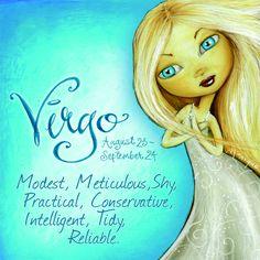 Zodiac Virgo This is me Virgo Y Libra, Virgo Traits, Virgo Girl, Virgo Love, Zodiac Signs Virgo, Virgo Astrology, Virgo Horoscope, Aquarius, Signo Virgo