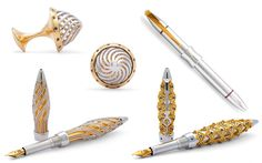 10 Beautiful Pens for Beautiful Thank You Notes Now Pen Brands, Thank You Notes, Beautiful