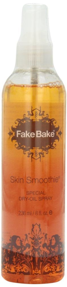 Fake Bake Skin Smoothie, Special Dry Oil, 8-Ounces * Read more reviews of the product by visiting the link on the image.
