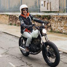 Real Motorcycle Women - vcmclondon