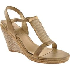76e8bee64eff Click Image Above To Buy  Anne Klein Virtruos (women s) - Light Gold  Synthetic