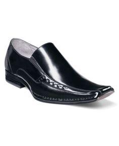 Stacy Adams Templin Loafers - Black 11.5
