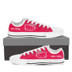 486b66840637d6 Hello Kitty Exclusive Women Low Top Shoes Hello Kitty Shoes